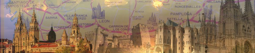 Camino de Santiago. Guía para peregrinar a Santiago. Como viajar barato a Santiago de Compostela. Ofertas de vuelos baratos a Santiago de Compostela.