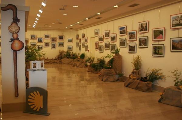 Exposición camino de santiago